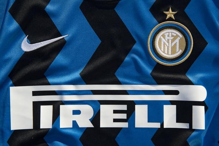 «Интер» представил новую форму. Впервые с 1995 года на ней нет Pirelli
