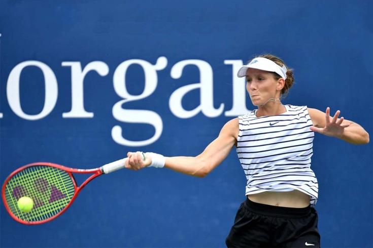 Российская теннисистка Варвара Грачёва заработала на US Open больше, чем за всю карьеру