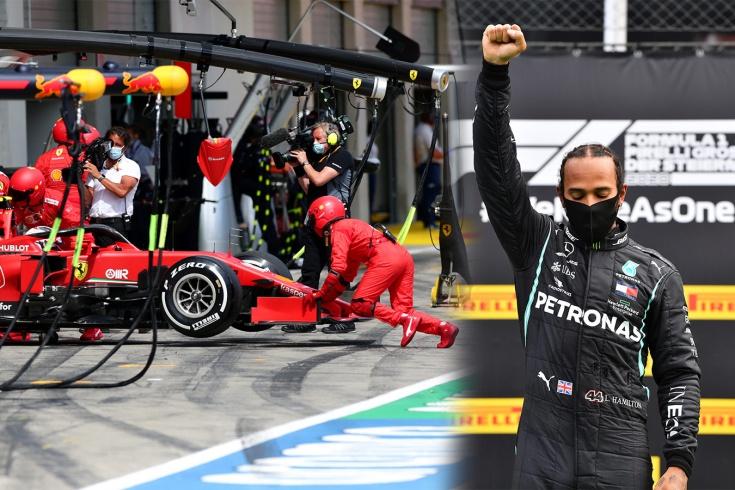 Формула-1. Гран-при Штирии