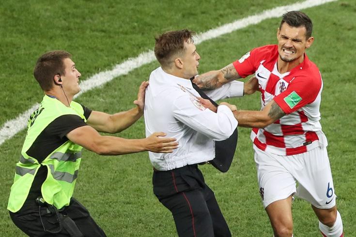 Франция — Хорватия — 4:2