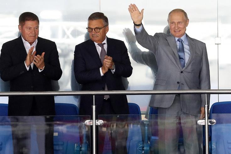 Россия готова принять ЧМ-2020 по хоккею