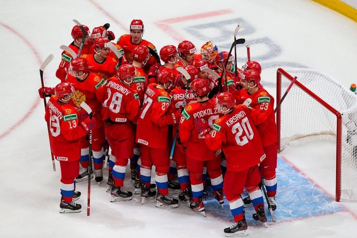 Россия – Канада полуфинал МЧМ: прямая трансляция, время матча, путь по турниру