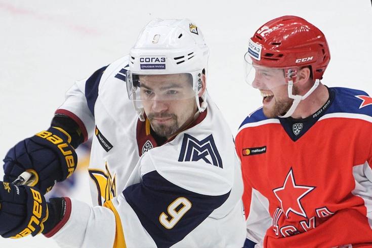 Расклады по трансферам в КХЛ. Запад