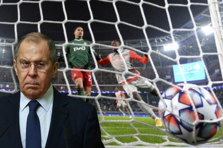 Что будет с нашим футболом, если Россия разорвёт отношения с Евросоюзом