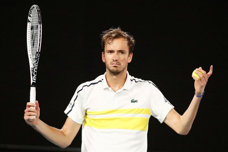 Даниил Медведев в рейтинге ATP: россиянина ждёт провал, если он не защитит 6000 очков до конца сезона, полный расклад