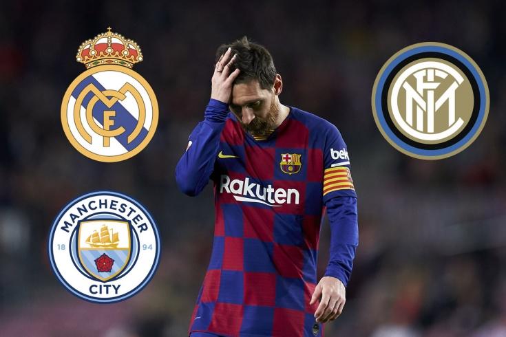 Месси покидает «Барселону». В каком клубе он теперь окажется?