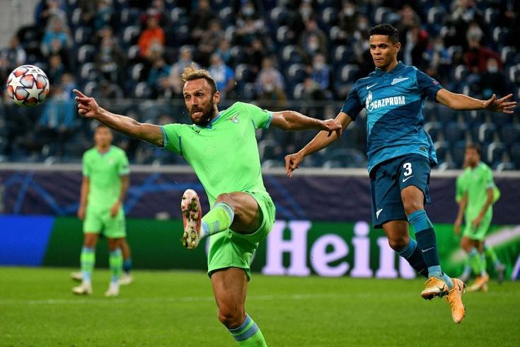 «Лацио» — «Зенит», 24 ноября 2020 года, прогноз и ставка на матч 4-го тура Лиги чемпионов