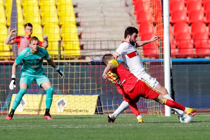 «Арсенал» — «Спартак» — 2:3