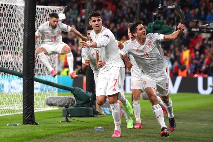 Испания – самая стильная команда Евро-2020. Но она так и не стала самой мощной