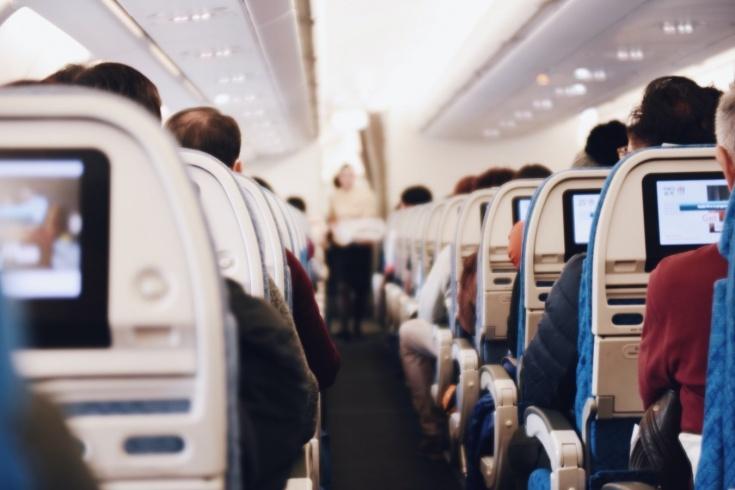 Необычные случаи в самолётах