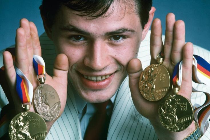 История советского гимнаста Дмитрия Билозерчева