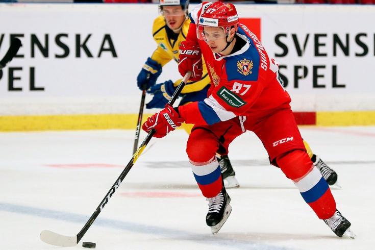 Россия сразится со Швецией на Кубке Первого канала