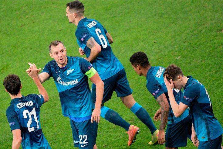 «Зенит» был в 10 минутах от победы. Её украл бывший нападающий «Локомотива»