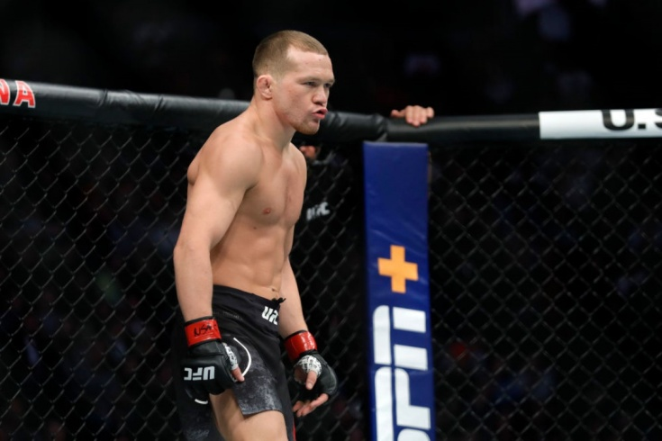 Пётр Ян — о превосходстве над чемпионом UFC и конфликте с Персидским Дагестанцем Хейбати