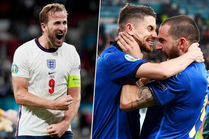 Символическая сборная 1/2 финала Евро-2020. Трое уже не сыграют на турнире