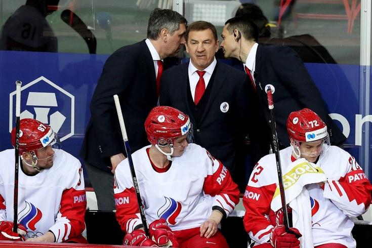 Россия на ЧМ играет незрелищно, зато очень правильно. Такой хоккей приведёт её к золоту?