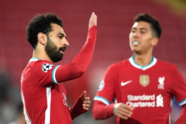 Салах забил гол, но «Ливерпуль» не смог победить