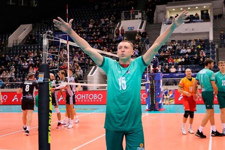 Волейболист Спиридонов сообщил, что на него напали