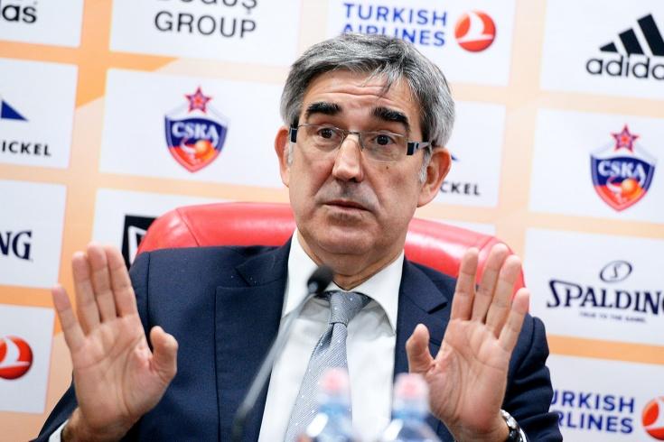 ЦСКА хочет сместить президента Евролиги. Неразумная и обречённая на провал затея
