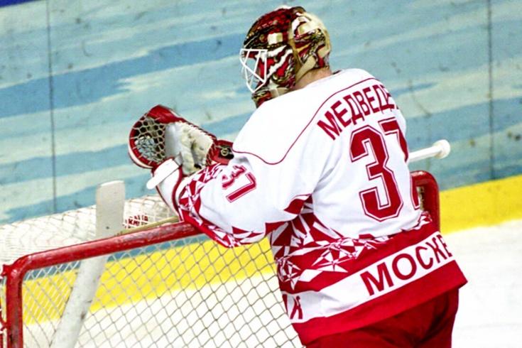 Три золота на чемпионатах мира и уход из хоккея в 22 года. Куда пропал Андрей Медведев?