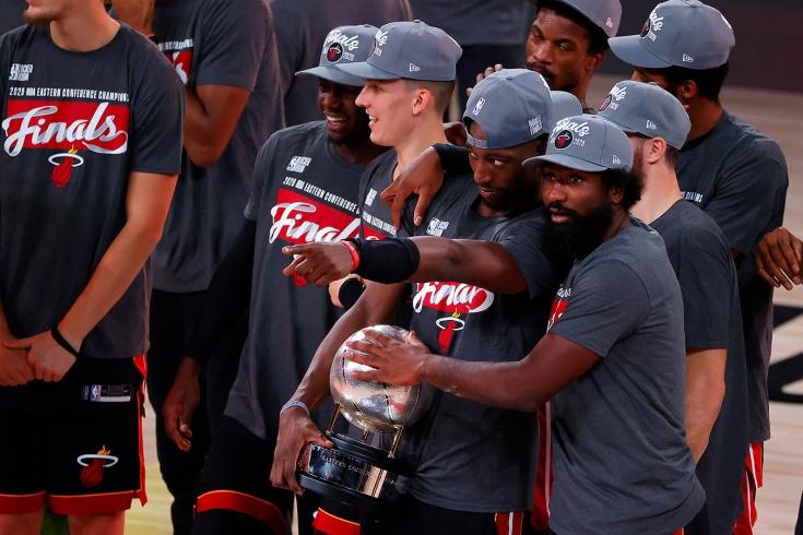 «Майами» в финале НБА! Леброн на лёгкую жизнь может не рассчитывать