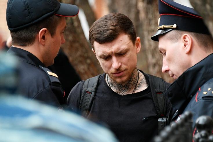 Суд над Кокориным и Мамаевым, 25 апреля 2019