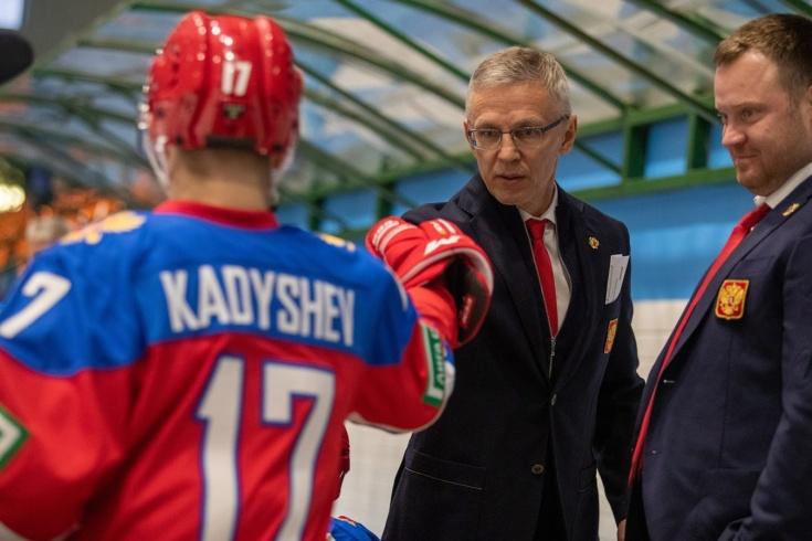 Почему Игорь Ларионов покинул пост главного тренера молодёжной сборной России