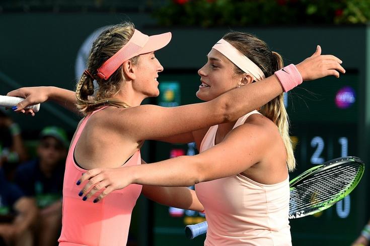 Первый белорусский финал в истории женского тенниса! Виктория Азаренко vs Арина Соболенко