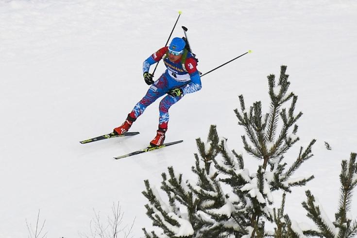 Евгений Гараничев, сборная России по биатлону