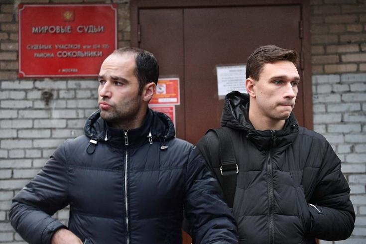 Роман Широков и избитый судья: подробности дела, суд