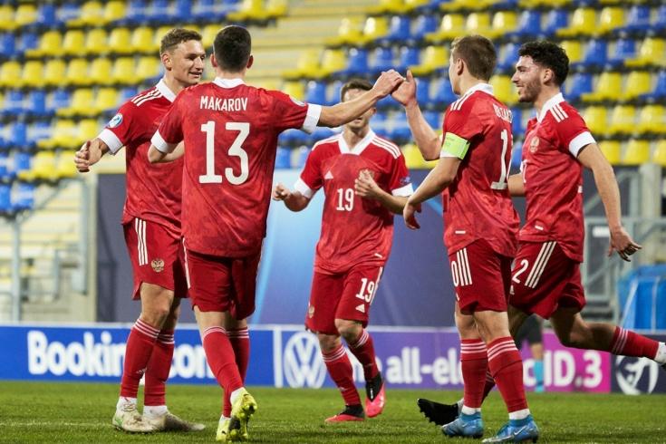 Россия U21 — Франция U21, 28 марта 2021 года, прогноз и ставка на матч Евро-2021, смотреть онлайн, прямая трансляция