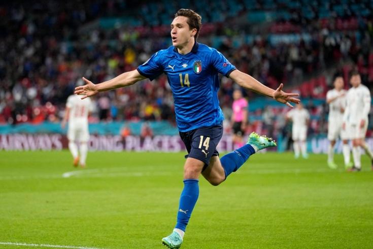 Италия - Испания 1/2 финала ЕВРО 2020 [Фуnбол]