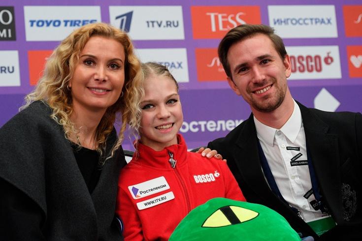 Татьяна Тарасова отреагировала на информацию об ух