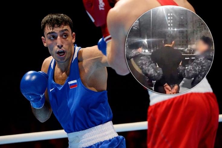 Боксёру Георгию Кушиташвили грозит до 10 лет тюрьмы за нападение на росгвардейца