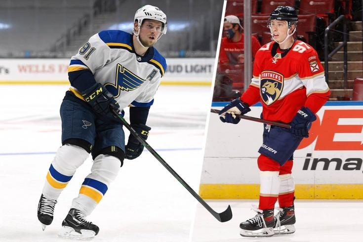 Русские игроки НХЛ, до сих пор не определившиеся с будущим. До старта сезона — всего месяц