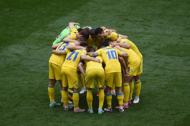 Украина — в плей-офф Евро, что говорят в России