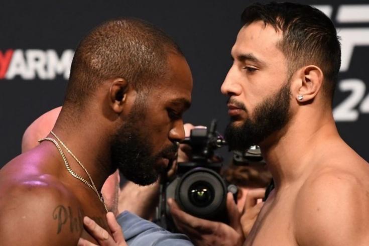 Бой Джон Джонс — Доминик Рейес на UFC 247, почему Рейес может выиграть у Джонса