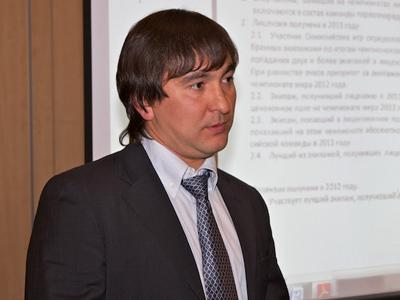 Джиенбаев: очень тяжело делать прогноз на Игры
