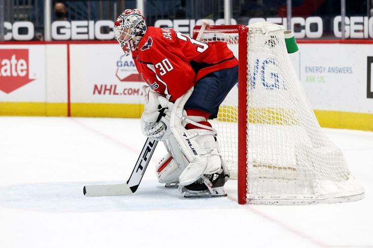 «Вашингтон» не отпустил Илью Самсонова на ЧМ, сборная России может остаться без вратаря из НХЛ
