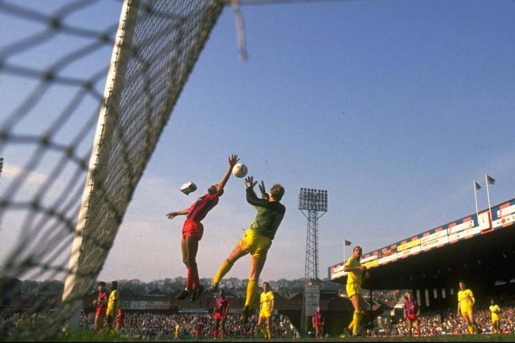 Сын камикадзе полвека снимал английский футбол. Атмосфера 1970-х – в галерее мастера