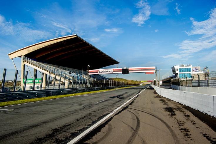 Гран-при Нидерландов вернётся в Формулу-1