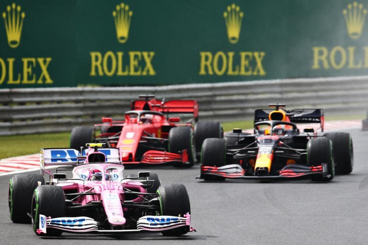Оценки за Гран-при Венгрии: успех Хэмилтона