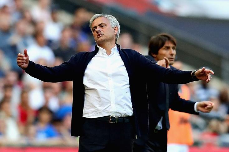Жозе Моуриньо, «Манчестер Юнайтед»