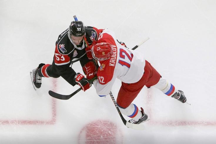 Молодёжная сборная России проиграла Суперсерию ком