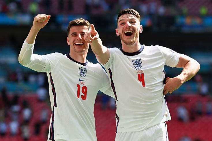 Англия – Хорватия – 1:0