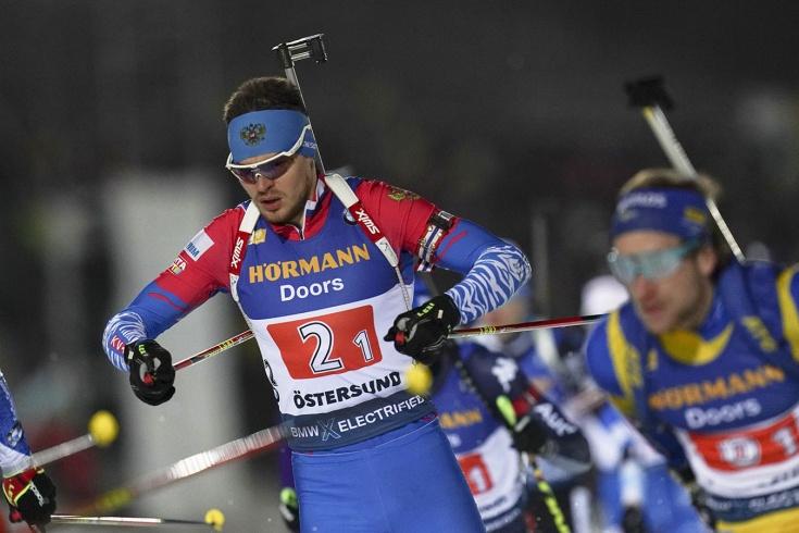 Матвей Елисеев, сборная России по биатлону