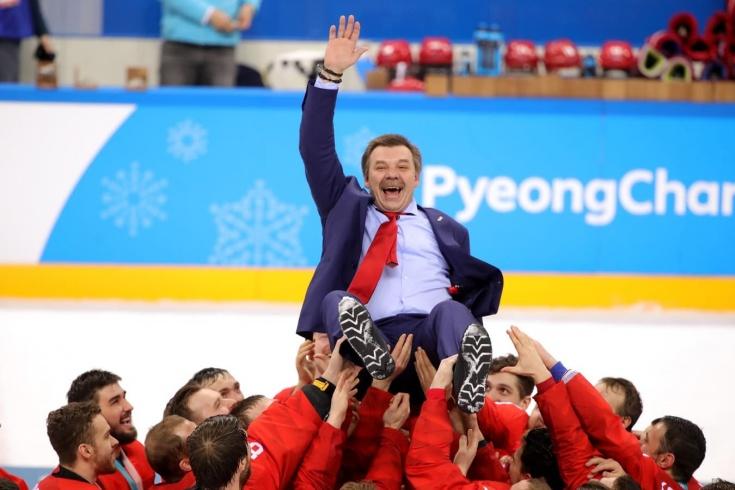 НХЛ отпустила игроков на Олимпиаду-2022, подробности решения лиги