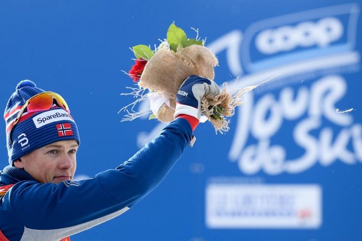 В сборной Норвегии оценили состояние Клебо перед с