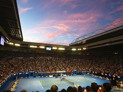 Australian Open. Расписание 1-го дня