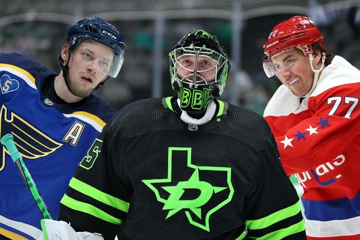 Игроки НХЛ для драфта расширения